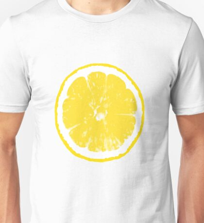 The Stone Roses Lemon 2016 Unisex T-Shirt