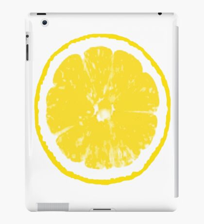The Stone Roses Lemon 2016 iPad Case/Skin