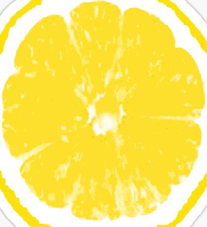 The Stone Roses Lemon 2016 Sticker