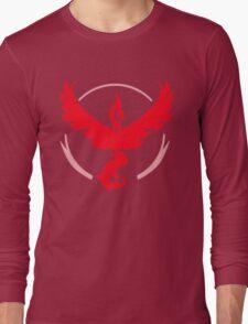 Pokemon GO Team Valor Long Sleeve T-Shirt