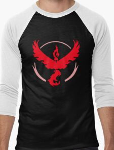 Pokemon GO Team Valor Men's Baseball ¾ T-Shirt