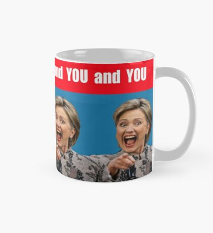 I Want You! Mug