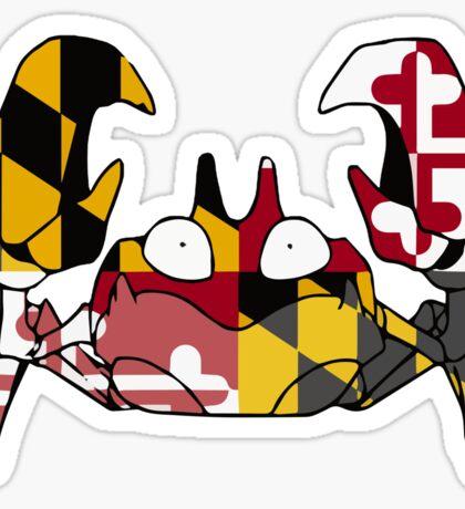Pokemon Go - Maryland Krabby Sticker