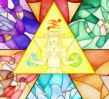 The Seven Sages Sticker