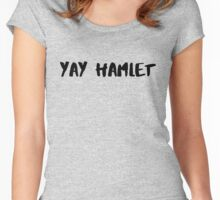 Yay Hamlet Women's Fitted Scoop T-Shirt