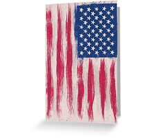 Never to late for a patriot Greeting Card