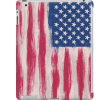 Never to late for a patriot iPad Case/Skin