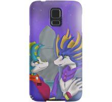 turchese and tonio  Samsung Galaxy Case/Skin