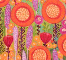Flowers in Spring Sticker