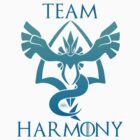 Team Harmony - White  by seoxys
