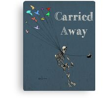 Carried Away Canvas Print