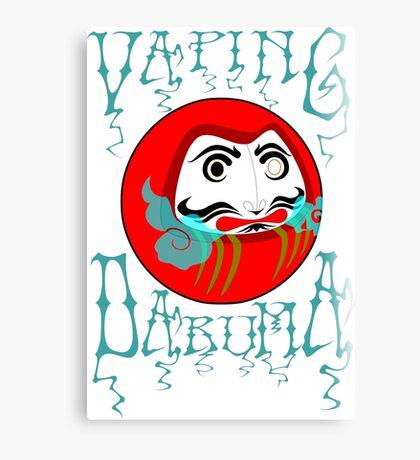 vaping daruma Canvas Print