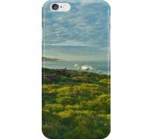 Pacific Coast Sunrise - Cambria, California iPhone Case/Skin