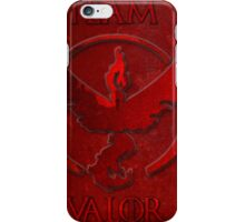 Team Valor Pokemon iPhone Case/Skin