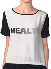 Health Chiffon Top