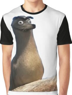 Gerald Finding Dory Graphic T-Shirt