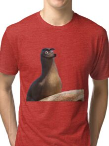 Gerald Finding Dory Tri-blend T-Shirt