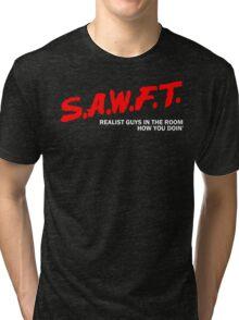 S.A.W.F.T Tri-blend T-Shirt