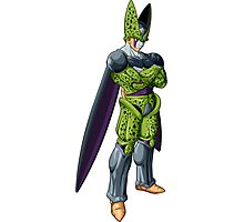 Perfect Cell - Dragon Ball Z Photographic Print