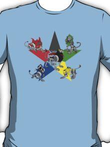 Voltron Lions T-Shirt