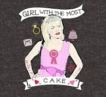 Girl With The Most Cake Unisex T-Shirt