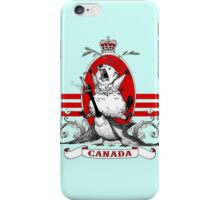 Canada Fuck yeah iPhone Case/Skin