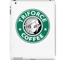 Triforce coffee 1 iPad Case/Skin