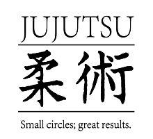 Jujutsu / Jiujutsu Photographic Print