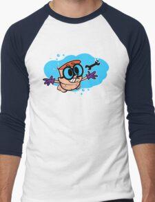 Nevermind Dexter Men's Baseball ¾ T-Shirt