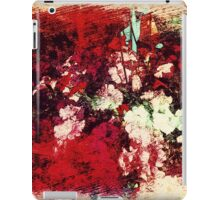 Painting of Flowers iPad Case/Skin