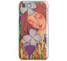 When I Think of You iPhone Case/Skin