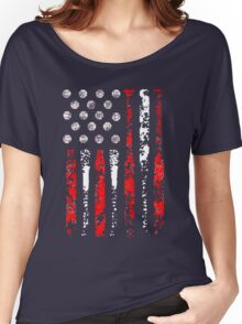 Show Your Baseball Pride Women's Relaxed Fit T-Shirt