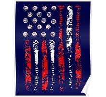 Show Your Baseball Pride Poster