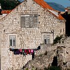 Old Town, Dubrovnik by Marylou Badeaux