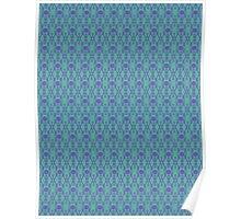 Royal Air Force Blue Design L Poster