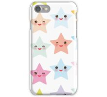 Smiling Stars iPhone Case/Skin