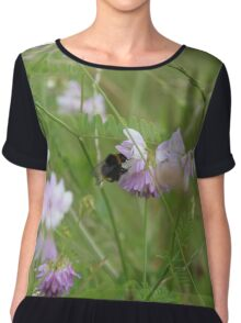 Honey Time Women's Chiffon Top