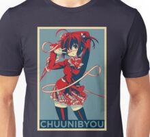 Rikka Takanashi Unisex T-Shirt
