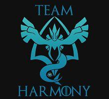 Team Harmony - Black Unisex T-Shirt