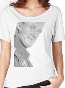 schumacher Women's Relaxed Fit T-Shirt