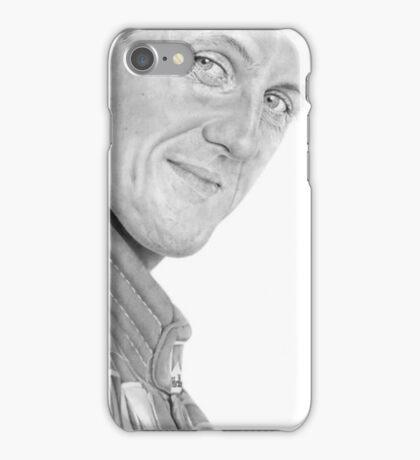 schumacher iPhone Case/Skin