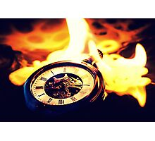 Time,War and Rothchilds Photographic Print
