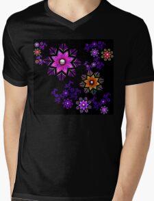 Daisy Lane Mens V-Neck T-Shirt