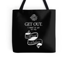 I Need To Go To My Mind Palace - BBC Sherlock Tote Bag