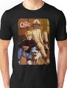 Jonny Quest And Hadji Unisex T-Shirt