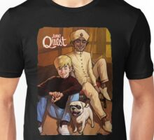 Jonny Quest And Hadji Unisex T-Shirt