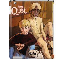 Jonny Quest And Hadji iPad Case/Skin