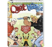 Jonny Quest : The Venture Bros. iPad Case/Skin