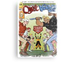 Jonny Quest : The Venture Bros. Metal Print