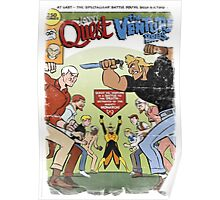 Jonny Quest : The Venture Bros. Poster